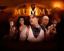 Игровой аппарат The Mummy (Мумия) бесплатно онлайн